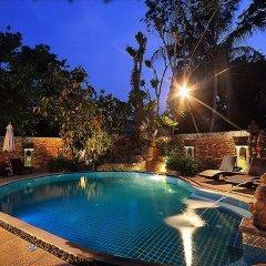 Отель Samui Heritage Resort бассейн фото 2