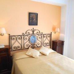 Villa Mora Hotel Джардини Наксос комната для гостей
