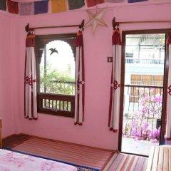Отель Eco Home Непал, Нагаркот - отзывы, цены и фото номеров - забронировать отель Eco Home онлайн комната для гостей фото 2