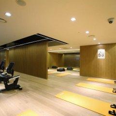 Отель PJ Myeongdong Южная Корея, Сеул - отзывы, цены и фото номеров - забронировать отель PJ Myeongdong онлайн фитнесс-зал