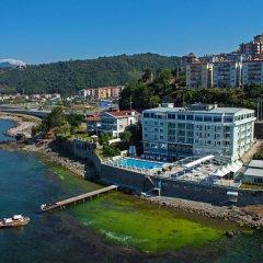 Hotel New Jasmin пляж фото 2
