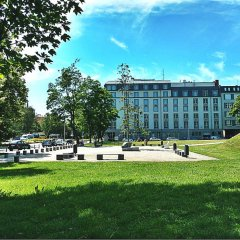 Отель Radisson Blu Hotel, Wroclaw Польша, Вроцлав - 1 отзыв об отеле, цены и фото номеров - забронировать отель Radisson Blu Hotel, Wroclaw онлайн фото 2