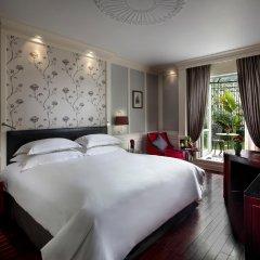 Отель Sofitel Legend Metropole Ханой сейф в номере