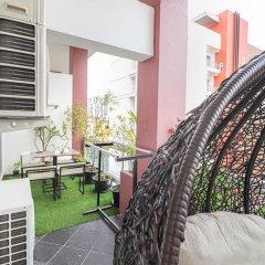 Апартаменты Bangkok Two Bedroom Apartment Бангкок питание фото 2