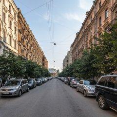 Апартаменты Friends apartment on Pushkinskaya парковка