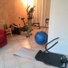 Отель Residence Il Fiore Del Garda Манерба-дель-Гарда фитнесс-зал