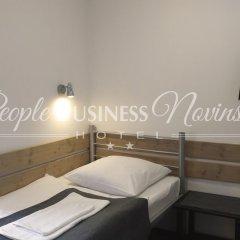 Гостиница PEOPLE Business Novinsky комната для гостей фото 9