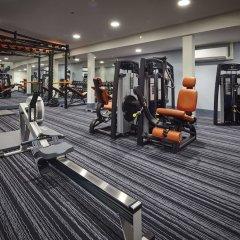 Отель The Midland - Qhotels Манчестер фитнесс-зал фото 4