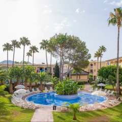 Отель Playasol Cala Tarida Сан-Лоренс де Балафия бассейн