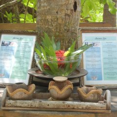 Отель Makunudu Island Мальдивы, Боду-Хитхи - отзывы, цены и фото номеров - забронировать отель Makunudu Island онлайн интерьер отеля фото 2