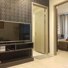 Отель Pattaya Central Sea View Pool Suite Паттайя удобства в номере фото 2