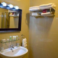 Отель Saint John Hotel Иордания, Мадаба - отзывы, цены и фото номеров - забронировать отель Saint John Hotel онлайн ванная фото 2