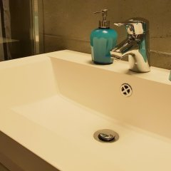 Отель Giotto Eremitani Италия, Падуя - отзывы, цены и фото номеров - забронировать отель Giotto Eremitani онлайн ванная фото 2