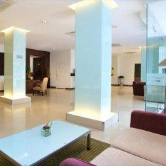 Отель Grand President Bangkok интерьер отеля