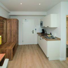 Апартаменты Apartment Düsseldorf Nord в номере