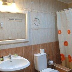 Отель Stefanos Place Греция, Корфу - отзывы, цены и фото номеров - забронировать отель Stefanos Place онлайн ванная