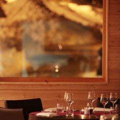 Отель Le Chalet du Mont Vallon Spa Resort питание фото 3
