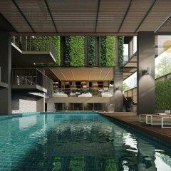 Отель Happy 3 Бангкок бассейн
