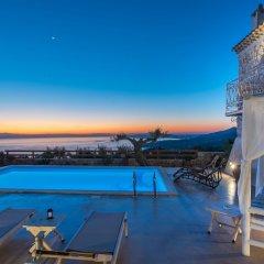Отель Aria Villa Греция, Закинф - отзывы, цены и фото номеров - забронировать отель Aria Villa онлайн бассейн фото 5
