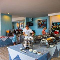Отель Villa Cha-Cha Krabi Beachfront Resort Таиланд, Краби - отзывы, цены и фото номеров - забронировать отель Villa Cha-Cha Krabi Beachfront Resort онлайн питание фото 3