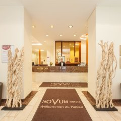 Novum Hotel Madison Düsseldorf Hauptbahnhof гостиничный бар