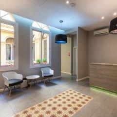 Отель Hostal Plaza Goya Bcn Барселона интерьер отеля фото 3