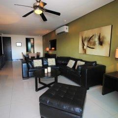 Отель Downtown Apartment Oasis 12 Мексика, Плая-дель-Кармен - отзывы, цены и фото номеров - забронировать отель Downtown Apartment Oasis 12 онлайн комната для гостей