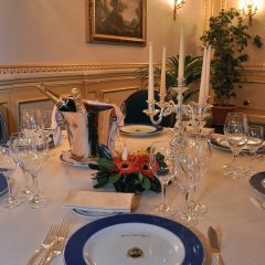 Отель Grand Hotel Wagner Италия, Палермо - 1 отзыв об отеле, цены и фото номеров - забронировать отель Grand Hotel Wagner онлайн фото 4