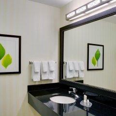 Отель Fairfield Inn And Suites By Marriott Lake City Лейк-Сити ванная
