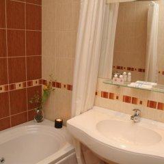 Отель Real Болгария, Пловдив - отзывы, цены и фото номеров - забронировать отель Real онлайн ванная