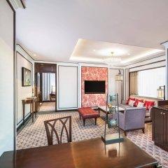 Отель Le Royal Meridien, Plaza Athenee Bangkok комната для гостей фото 3