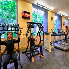 Отель Grand New Delhi Нью-Дели фитнесс-зал фото 3