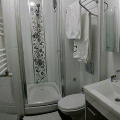 Отель istanbul modern residence ванная