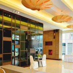 Отель Mida Airport Бангкок интерьер отеля фото 3