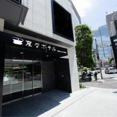 Отель Henn na Hotel Tokyo Akasaka Япония, Токио - отзывы, цены и фото номеров - забронировать отель Henn na Hotel Tokyo Akasaka онлайн вид на фасад