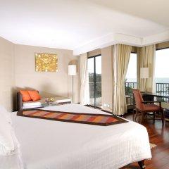 Отель Garden Cliff Resort and Spa Таиланд, Паттайя - отзывы, цены и фото номеров - забронировать отель Garden Cliff Resort and Spa онлайн комната для гостей фото 2