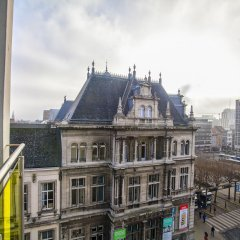Отель Antwerp Inn балкон