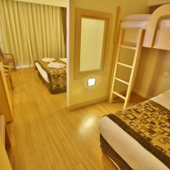 Sunis Kumköy Beach Resort Hotel & Spa – All Inclusive комната для гостей фото 4
