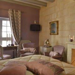 Отель Hôtel Saint-Pierre Франция, Сомюр - отзывы, цены и фото номеров - забронировать отель Hôtel Saint-Pierre онлайн комната для гостей