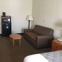 Отель Ramada by Wyndham Vicksburg удобства в номере фото 2
