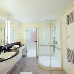 Отель Grand Elysee Hamburg ванная фото 2