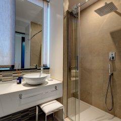 Отель Fly Decò Hotel Италия, Лидо-ди-Остия - отзывы, цены и фото номеров - забронировать отель Fly Decò Hotel онлайн ванная
