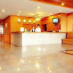 Отель Dynasty Inn Pattaya интерьер отеля фото 2