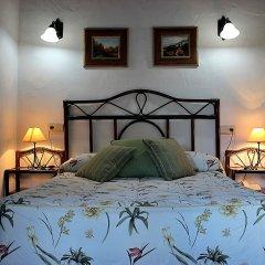 Hotel Rural Valleoscuru в номере