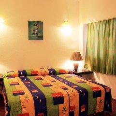 Отель Suites Plaza Del Rio Пуэрто-Вальярта комната для гостей