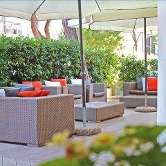 Отель New Primula Римини гостиничный бар