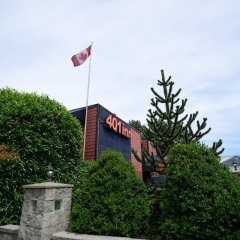 Отель 401 Inn Канада, Бурнаби - отзывы, цены и фото номеров - забронировать отель 401 Inn онлайн фото 7
