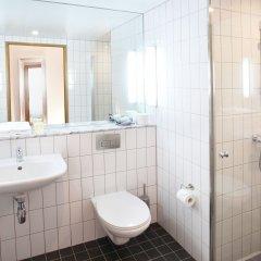 Апартаменты Biz Apartment Gardet Стокгольм ванная