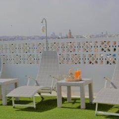 Отель Dar Korsan Марокко, Рабат - отзывы, цены и фото номеров - забронировать отель Dar Korsan онлайн пляж