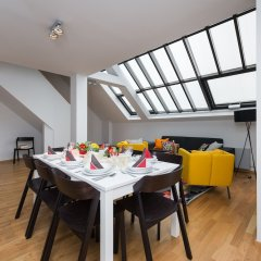 Отель EMPIRENT Rose Apartments Чехия, Прага - отзывы, цены и фото номеров - забронировать отель EMPIRENT Rose Apartments онлайн фото 18